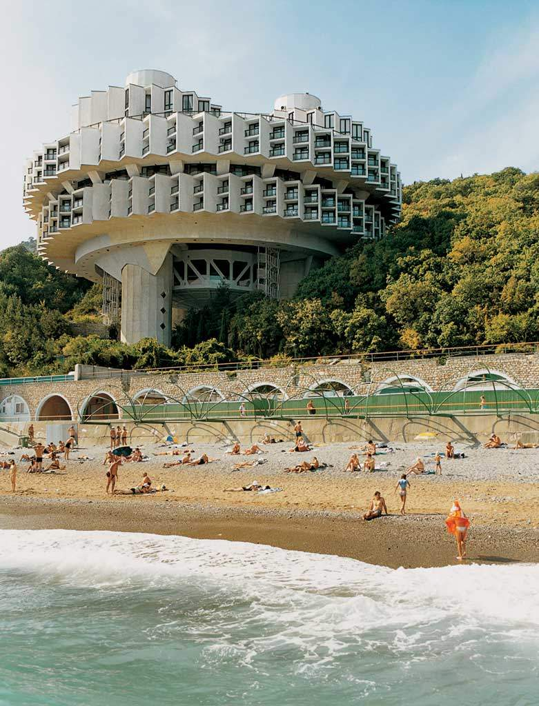 Cosmic Communist Constructions Photographed by Frederic Chaubin I