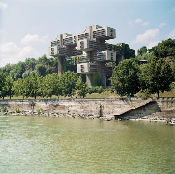 Cosmic Communist Constructions Photographed by Frederic Chaubin III