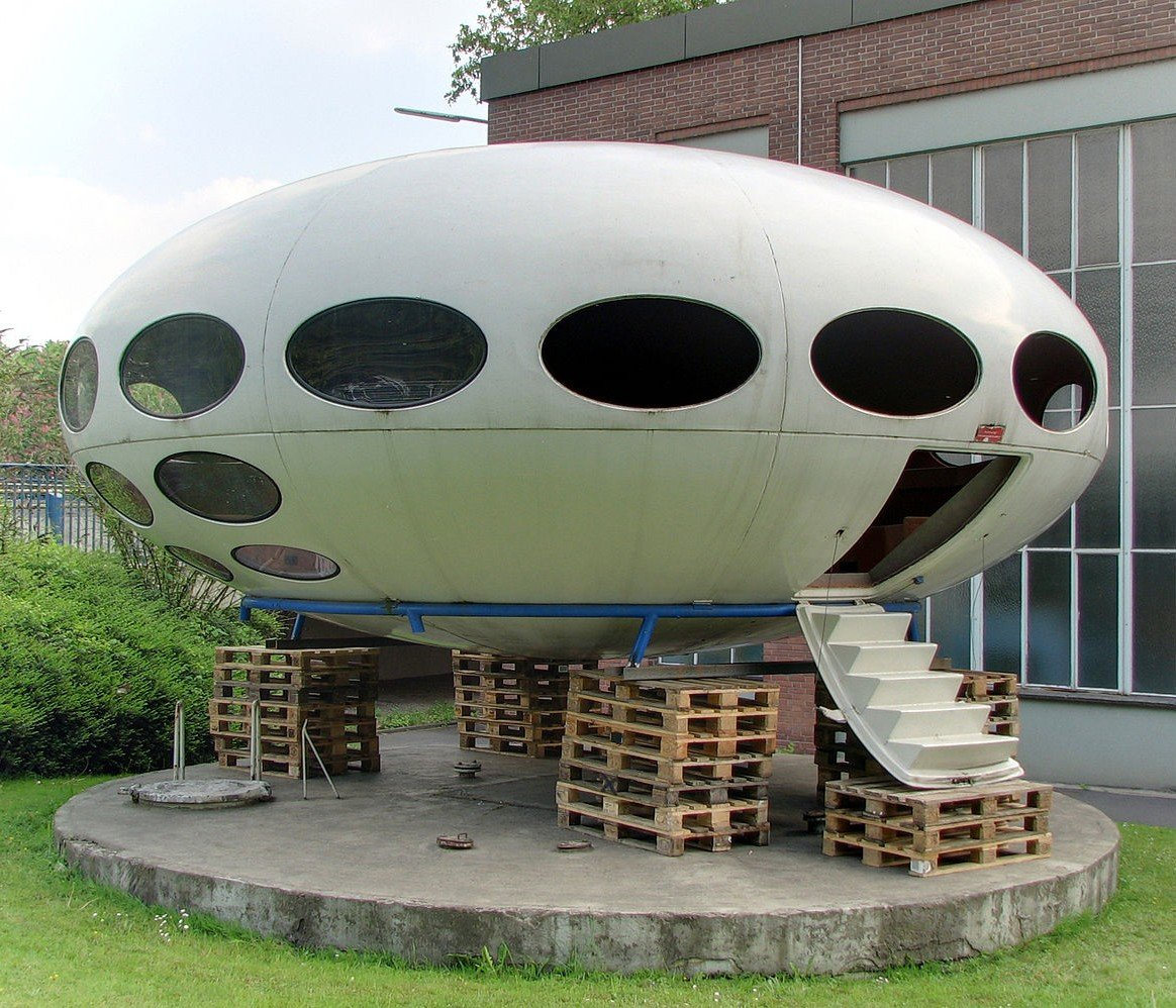 Das futuro eine vision der zukunft von matti suuronen brutalismus pixelrakete de