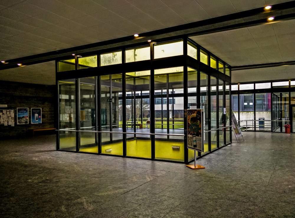 Architekt Erlangen Nürnberg: Wiso, Universität Erlangen-Nürnberg, Teil I