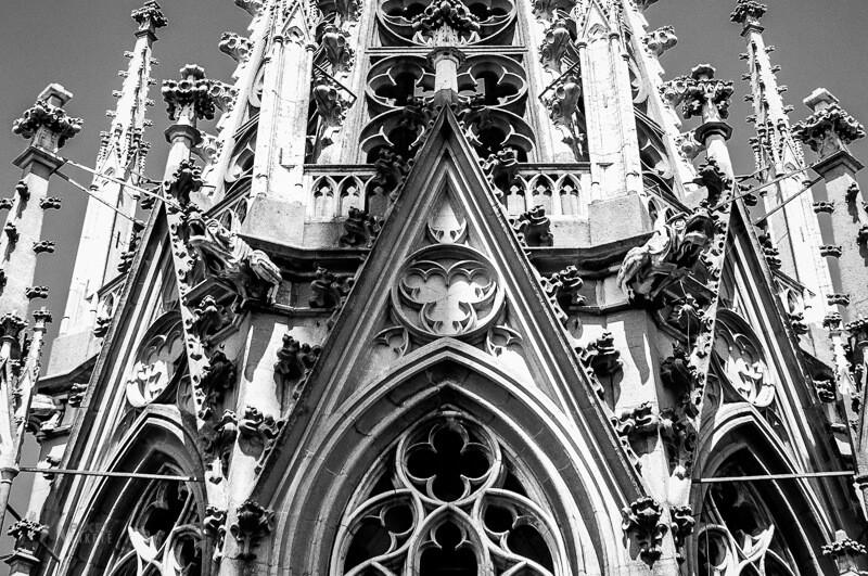 Regensburger Dom - Turm
