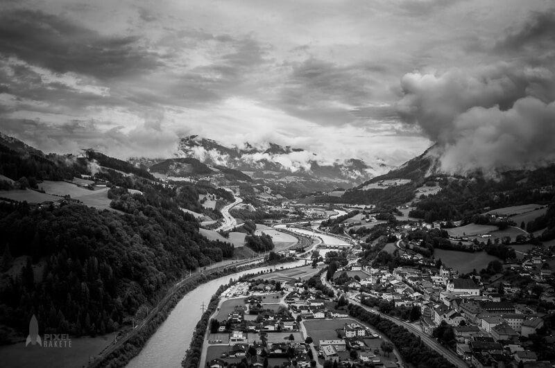 Salzburger Land bei Werfen