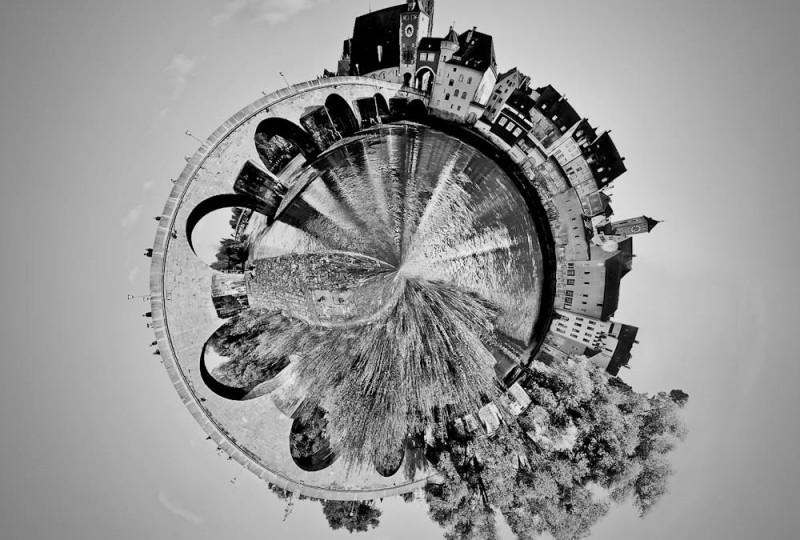 Regensburg Ball Panorama