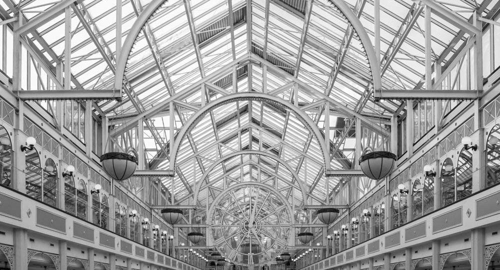 St. Stephen's Green Shopping Centre in Dublin